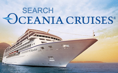 search all Oceania cruises