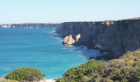 cliffs eyre peninsula